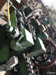 供应二手台湾制钉机,倒立式拉丝机,水箱拉丝机,象鼻600精抽