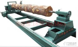兴隆数控车磨一体机原木车削可加工各种圆柱