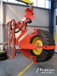 同力工业汽配搬运机械手