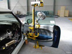 工件裝配氣動機械手裝配設備