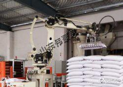 染料袋無塵拆垛機器人 全自動袋式卸垛機