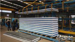 彩鋼復合板搬運機器人