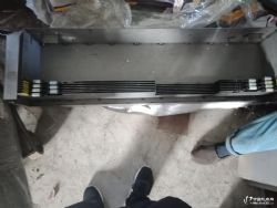 供應豪特FX27P-60CNC加工中心導軌鋼板防護罩維修測量