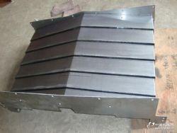 供应华亚加工中心YHHC50zyx轴配套导轨钢板防护罩维修修