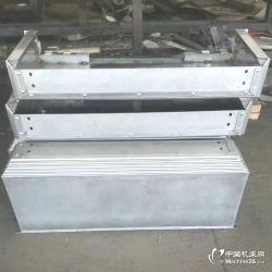 供应南通联鑫LX-8080cnc加工中心导钢板防护罩维修定做