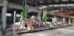 供應鋁型材加工中心 鋁板雕刻機