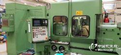 二手CNC蝸桿砂輪磨齒機,瑞士產RZ801數控磨齒機