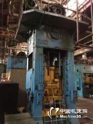 二手630噸閉式單點壓力機,俄羅斯KB9538單點壓力機