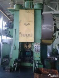 二手1600T熱模鍛,K8042伏龍涅日,俄羅斯熱模鍛壓力機