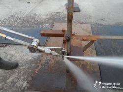 供應便攜式水切割機 安全環保高效超高壓水切割機