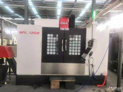 台湾亚崴立式加工中心NFV-1250厂家直销价格实惠