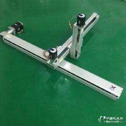 AC8180数控机械电动同步带滑台xyz三轴模组滑台厂家