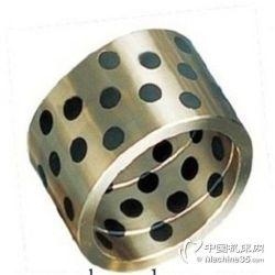 供应优质铜套:JDB-2青铜镶嵌自润滑轴承