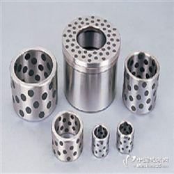 供应优质轴承:JDB-250固体镶嵌石墨钢套轴承