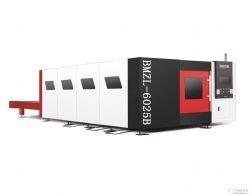 博美BMZL型双驱封闭式交换工作台光纤激光切割机