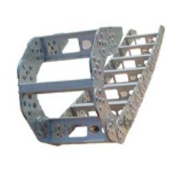 盐山华凯机 桥式钢铝拖链