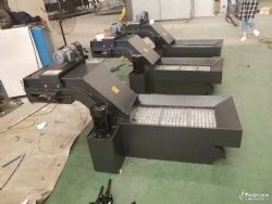 供應鏈板輸送機機床排屑機送料機