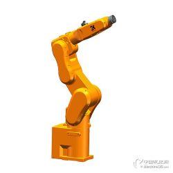 工业机器尘土人喷涂机器人搬运上下料机∏器人
