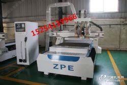 供應ZN-2512D雙主軸加排鉆包數控開料機報價多少錢