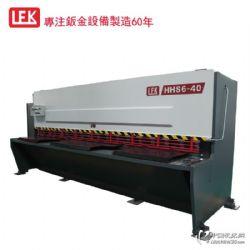 板材鈑金加工機械 不銹鋼板剪板機 梁發記6mm鐵板剪切