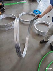 三维数控滚弯机  螺旋弯曲机