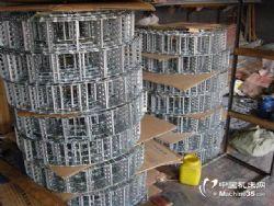 穿線拖鏈   尼龍穿線拖鏈  橋式拖鏈 鋼制拖鏈廠家
