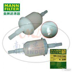 MANN-FILTER曼牌濾清器 燃濾WK31/2