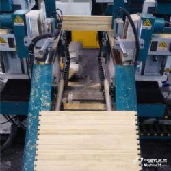 木工數控開榫機,全自動數控雙端銑,木工雙端開榫機,榫頭機床