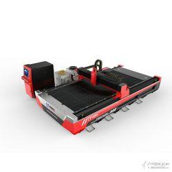 百盛激光4X2米小型金属激光切割机