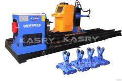 供应三轴相贯线切割机 圆管相贯线切割机 凯斯锐厂家定制