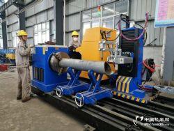 切割機-5軸相貫線切割機 廠家直銷 結構特點 可定制