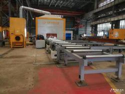H型鋼切割機 扁球鋼 槽鋼KR-XH切割機