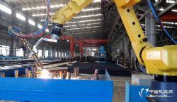 自動焊接設備,自動化焊接工業機器人