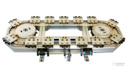 供應DTS精密環形導軌環形軌道系統一Hepco海普克
