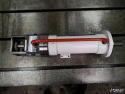 液压数字油缸 伺服数字油缸