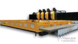 供應10m×10m數控四主軸高速鉆床
