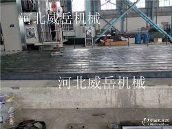 厂家直销 铸铁平台平板 铸铁试验底座质量保证