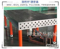 供应铸铁平台高回购款 三维焊接平台 整车测试平台