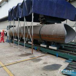 供應管道相貫線切割機 導管架坡口切割機 提高生產效率