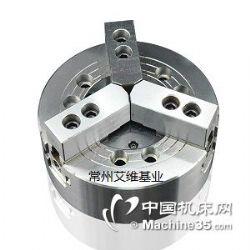 供应YK3-06L三爪六寸立式中空液压卡盘德国技术厂家直销