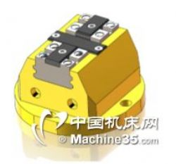 CNC自定心液压/气动虎钳