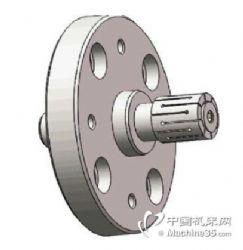 雙錐式漲套(快換型,12.7mm-113.5mm)