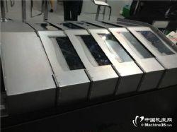 沧州旭曦生产不锈钢板导轨防护罩滑轨防护罩热销
