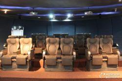 盐山旭曦4D影院新型美观耐磨风琴防护罩生产厂家