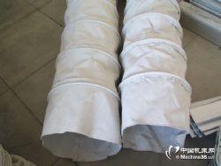 天津定做耐高溫耐腐蝕伸縮式阻燃帆布軟連接/通風管熱銷