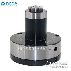 臺鉆內六角氣壓夾頭DAS-Y20中空后拉立式固定式氣動卡盤