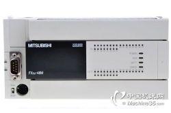 三菱FX3U PLC编程及远程控制