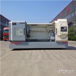 現貨出售CK61125數控車床床身鋼性強精度高臥式數控車床