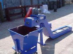 江苏链板式排屑机提升式排屑器