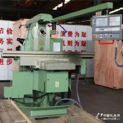 xk6032臥式升降臺數控銑床廠家價格